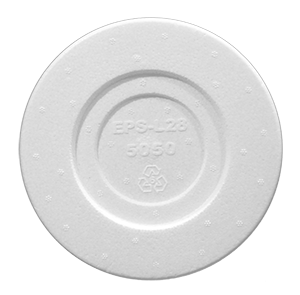 EPS L28-5050-28 oz Bowl Foam Cover Image