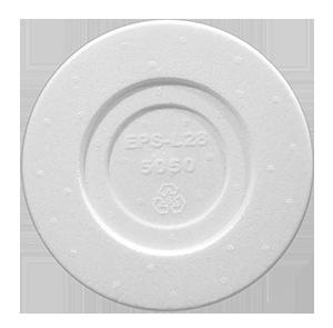 EPS L28-5050-28 oz Bowl Foam Cover Image