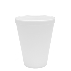 FC 10-1031-10oz / 280ml Foam Cup Image