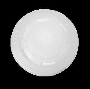 HIPS 16/24FL-3075-16/24 oz Paper Cup Flat Lid Image