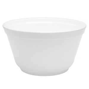 FB 28-1120-28oz/ 800ml Foam Bowl Image