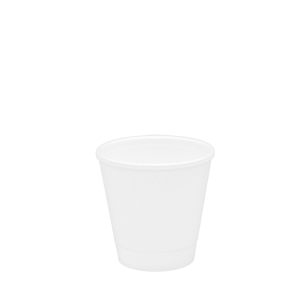 FC 08-1001-2½ oz / 80ml Foam Cup Image